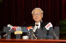 Thông báo Hội nghị lần thứ tư Ban Chấp hành Trung ương Đảng khóa XII