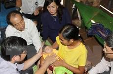 Giám sát trường hợp đầu tiên mắc chứng đầu nhỏ ở Đắk Lắk