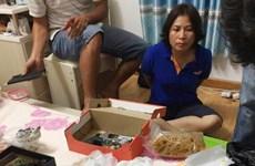 TP.HCM: Triệt phá đường dây mua bán ma túy do nữ quái cầm đầu