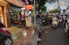 TP.HCM: Đang đi trên đường bị côn đồ truy đuổi chém đứt lìa tay