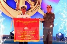 Hải Phòng: Kỷ niệm 55 năm Ngày mở đường Hồ Chí Minh trên biển
