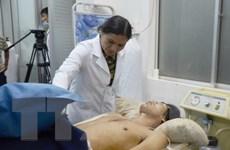 Sức khỏe các nạn nhân trong vụ nổ súng ở Đắk Nông đã ổn định