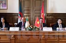 Thúc đẩy quan hệ kinh tế và thương mại Việt Nam-Algeria