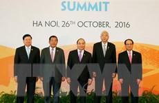 Tuyên bố chung Hội nghị cấp cao hợp tác CLMV lần thứ 8