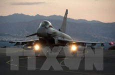 Anh sẽ triển khai máy bay chiến đấu tới Romania trong năm sau