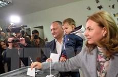Moldova sẽ phải tiến hành bầu cử tổng thống vòng thứ hai