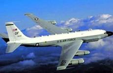 Máy bay quân sự của Mỹ do thám gần biên giới Nga tại Baltic