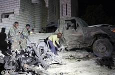 Đánh bom gần trụ sở Quốc hội Somalia, 2 binh sỹ thiệt mạng