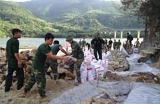 Thừa Thiên-Huế: Xử lý khẩn cấp tình trạng sạt lở bờ biển Lăng Cô