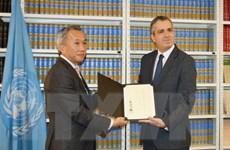 Nhật Bản thông qua Hiệp định Paris về chống biến đổi khí hậu