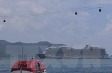 Du thuyền Genting Dream đưa 2.300 du khách cập cảng Tiên Sa