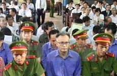 Tuyên ba án chung thân tại vụ án Công ty thực phẩm công nghệ Sài Gòn