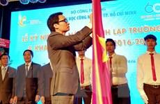 Đại học Công nghiệp TP.HCM nhận Huân chương Độc lập hạng Ba