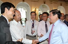 Khai mạc Hội nghị người Việt Nam ở nước ngoài toàn thế giới 2016