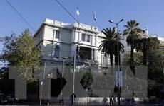 Nhóm cánh tả Hy Lạp thừa nhận tấn công Đại sứ quán Pháp tại Athens