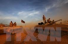 An ninh Iraq tiêu diệt ít nhất 57 phiến quân trong chiến dịch ở Mosul