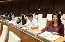 Quốc hội thông qua Luật Đấu giá tài sản với hơn 84% số phiếu tán thành
