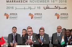 Hội nghị COP22 ra tuyên bố kêu gọi cam kết chính trị cao nhất