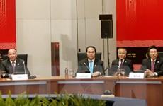 Bài phát biểu của Chủ tịch nước Trần Đại Quang tại CEO Summit 2016
