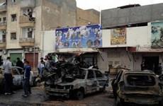 Libya: Đánh bom xe ở Benghazi, gần 20 người thương vong