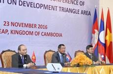 Họp báo công bố kết quả Hội nghị cấp cao Khu vực Tam giác CLV9