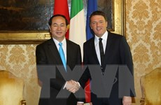 Việt Nam-Italy phấn đấu nâng kim ngạch hai chiều lên 6 tỷ USD