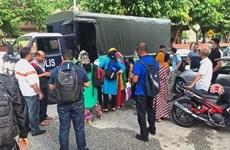 Malaysia giải cứu 35 phụ nữ nước ngoài trong đường dây bán dâm