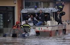 Mưa lũ tại Italy và Hy Lạp, ít nhất sáu người chết và mất tích
