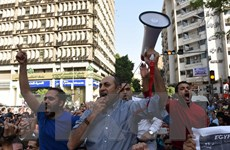 Tòa án Hiến pháp Tối cao Ai Cập ra phán quyết về luật biểu tình