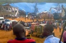 Sập nhà thờ ở Nigeria, khoảng 200 người có thể đã thiệt mạng