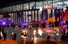 Gần 200 người thương vong trong hai vụ đánh bom ở Istanbul