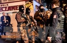 Thổ Nhĩ Kỳ bắt 10 đối tượng tình nghi liên quan vụ đánh bom Istanbul