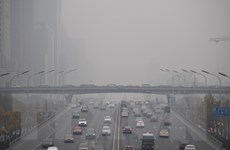 Trung Quốc phát cảnh báo vàng về một đợt khói mù mới
