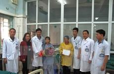 Hà Giang lần đầu triển khai thành công kỹ thuật thay huyết tương