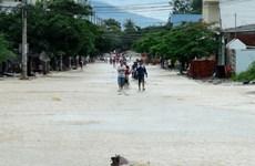Lũ trên các sông ở Khánh Hòa dâng cao, đã có 1 người chết