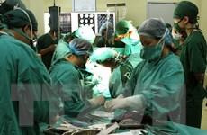 Bệnh viện tuyến quận phẫu thuật thành công chấn thương sọ não