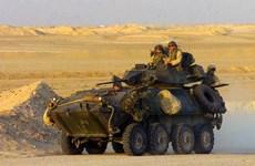 Canada khẳng định theo đuổi thương vụ bán vũ khí cho Saudi Arabia