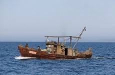 Hàn Quốc hoàn thành hồi hương cho tám thủy thủ Triều Tiên