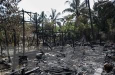 Quốc tế cảnh báo Myanmar về việc trấn áp người Rohingya