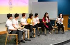 """Ấn tượng chương trình """"Leader Camp"""" của sinh viên Việt tại Anh"""