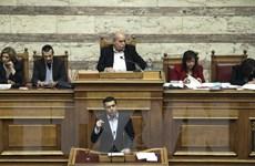 Hy Lạp hoãn tăng thuế tại một số nơi ảnh hưởng bởi làn sóng di cư