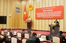 Hà Nội cần tiếp tục đẩy mạnh công tác quy hoạch, quản lý giao thông