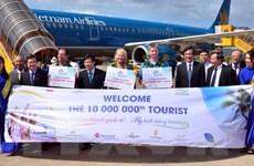 Kết thúc Năm Du lịch quốc gia 2016: Mức doanh thu tăng 18,6%