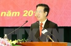 Ban Tuyên giáo Trung ương triển khai nhiệm vụ năm 2017