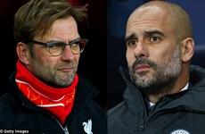 Liverpool-Manchester City: Đại tiệc cuối năm của bóng đá Anh