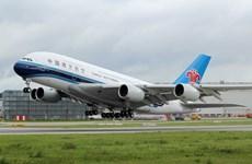 Trung Quốc đình chỉ kế hoạch mở các chuyến bay thuê bao tới Hàn Quốc