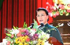 Chủ tịch Quốc hội dự Lễ kỷ niệm 20 năm tái lập tỉnh Cà Mau