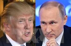 Lãnh đạo Nga, Mỹ và Thái Lan gửi thông điệp chúc mừng Năm Mới 2017