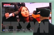Hàn Quốc xúc tiến thủ tục dẫn độ con gái bà Choi Soon-sil