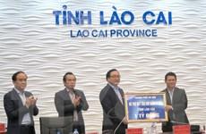 Thúc đẩy hợp tác giữa thành phố Hà Nội và tỉnh Lào Cai